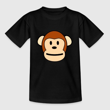 Monkey - Kinder T-Shirt