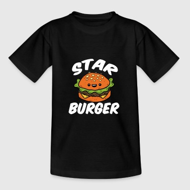 Star Burger Brand - Kinderen T-shirt