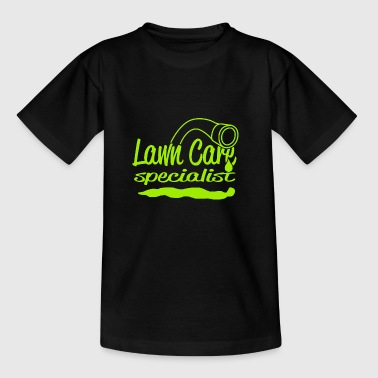 lawn care - Kids' T-Shirt