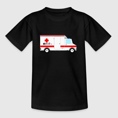ambulance - Kinderen T-shirt