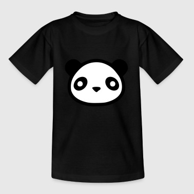 pandamash - T-skjorte for barn