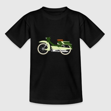 moped moped Vespa - T-shirt barn