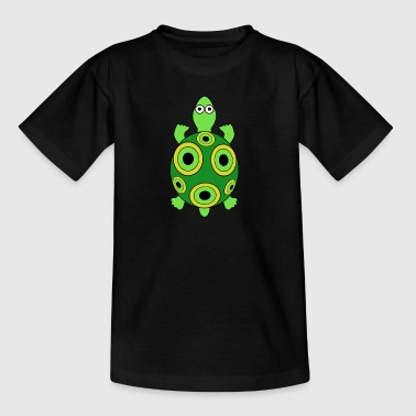 Maid turtle - Kids' T-Shirt
