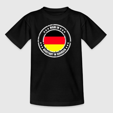 New Town i Sachsen - T-shirt barn