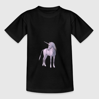 mythisches Einhorn - Kinder T-Shirt