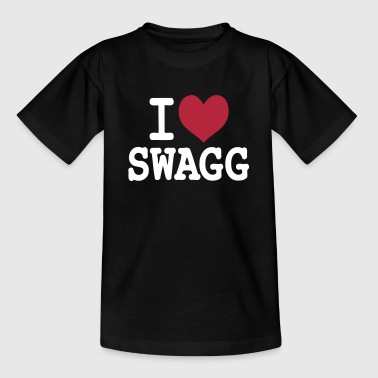 I love swagg original - T-shirt Enfant