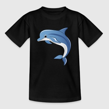 dolphin - Kids' T-Shirt
