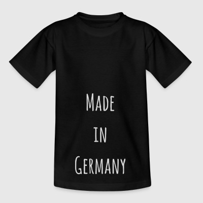Made in Germany - T-skjorte for barn