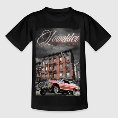 Lowrider - San Pablo Clothing co. - T-shirt Enfant