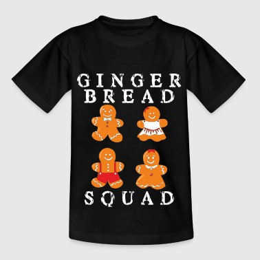 Gingerbread family - gingerbread troupe - Kids' T-Shirt