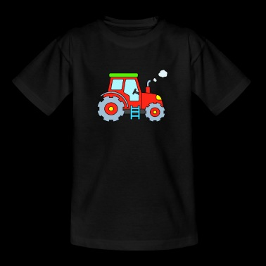 Tractor - Red Tractor - Tractor - Kids' T-Shirt