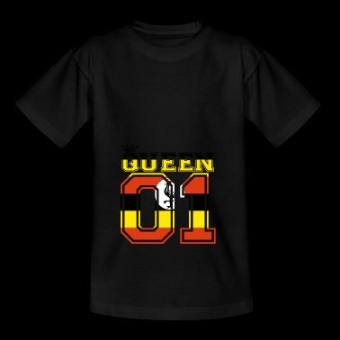 partner land king 01 prince Uganda - Kinder T-Shirt