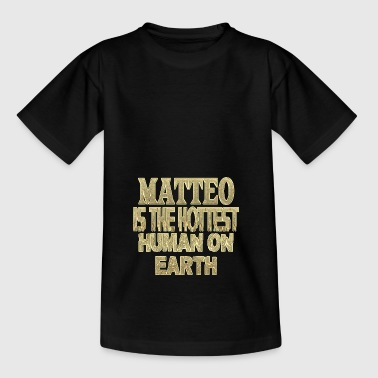 Matteo - T-shirt barn
