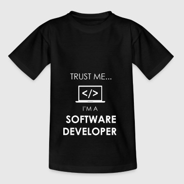 Software Developer - Kids' T-Shirt
