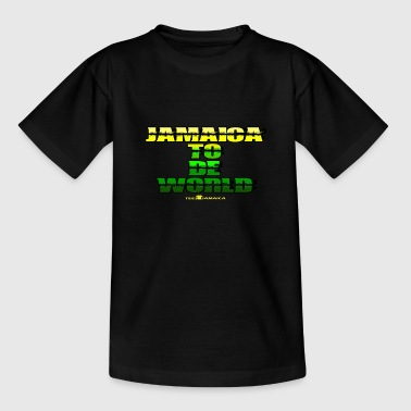 Jamaica To De World - T-shirt Enfant
