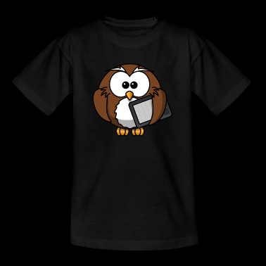Owl komiska Tablet - T-shirt barn