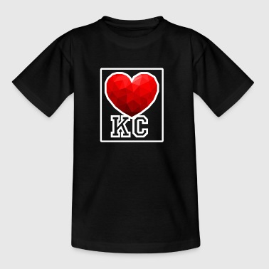Kansas City Heart - T-shirt Enfant