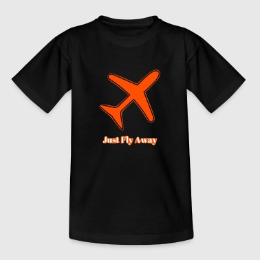 Just Fly Away - T-shirt barn