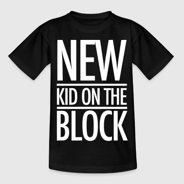 Baby Design - New Kid - Kinderen T-shirt