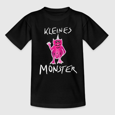 Kleines Monster - Kinder T-Shirt