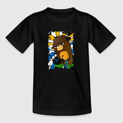 Singe Saint - T-shirt Enfant