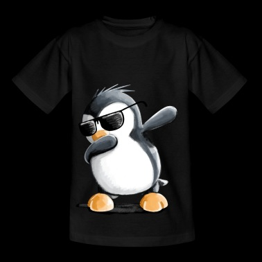 Dabbing Pinguin - Dab Dance - Cool - Comic - Fun - Kinder T-Shirt