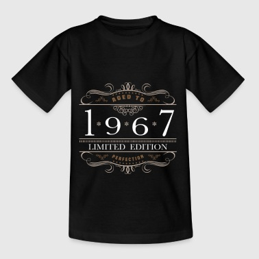 Limited Edition 1967 Aged To Perfection - Kids' T-Shirt