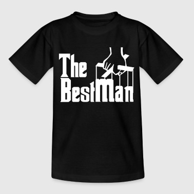 The Best Man. Stag Party. Gifts for The Best Man. - Kids' T-Shirt