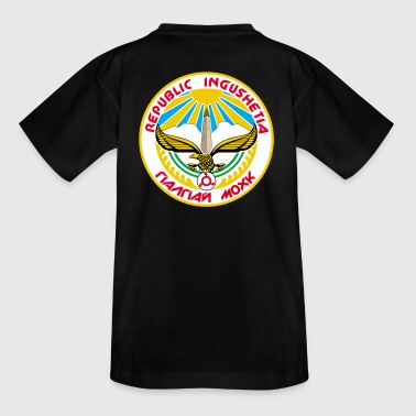 coat of arms of ingushetia - T-shirt Enfant