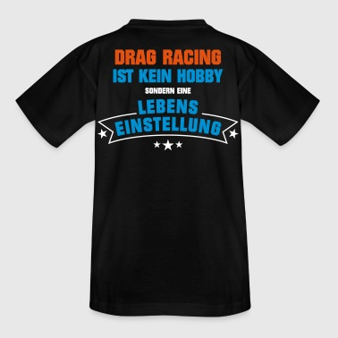 Drag Racing Sportart - Kinder T-Shirt