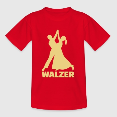 Walzer - Kinder T-Shirt