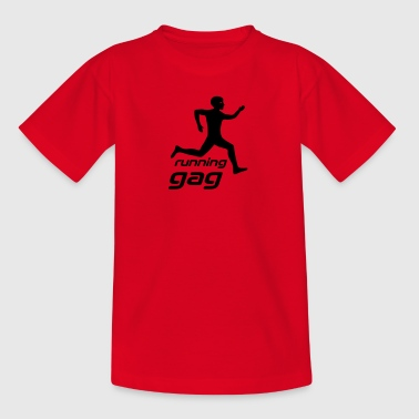 running gag - Kinder T-Shirt