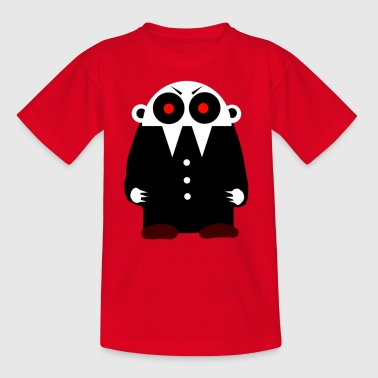 Nofi - the Vampire - Kinder T-Shirt