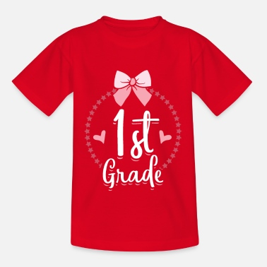 First Grade first grade - Kids' T-Shirt
