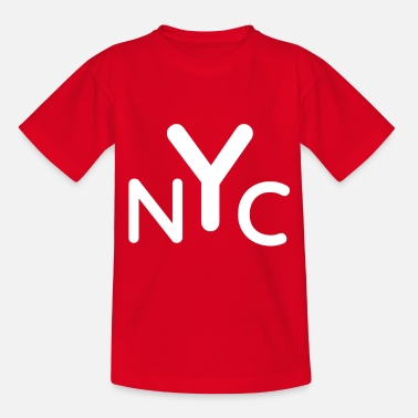 Nyc NYC - Kinder T-Shirt