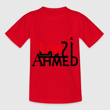 AHMED - Kinder T-Shirt