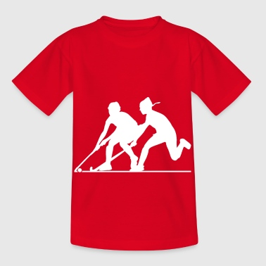 field hockey - Kids' T-Shirt