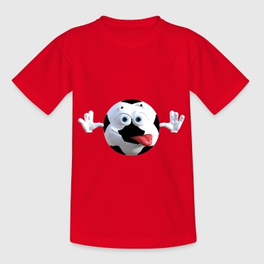 Emoi de football fou - T-shirt Enfant