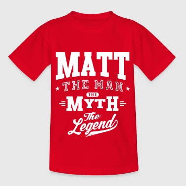 Matt Matt - Kids' T-Shirt