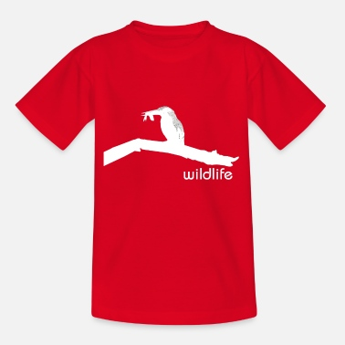 Wildlife Conservation Wildlife - conservation - gift idea - Kids' T-Shirt