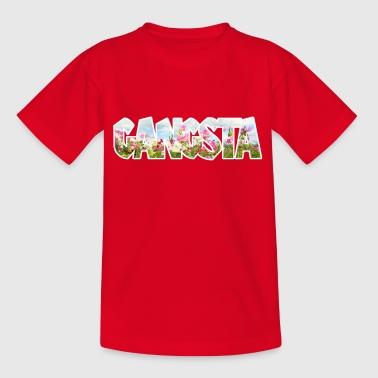 shop gangsta logo t shirts online spreadshirt