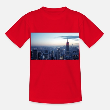 New York - T-shirt Enfant