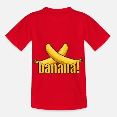 banana! - Kids' T-Shirt