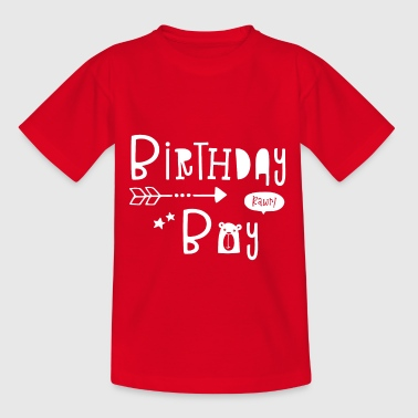 Birthday Boy - Boys - Boy - Boys - Child - Kids - Kids' T-Shirt