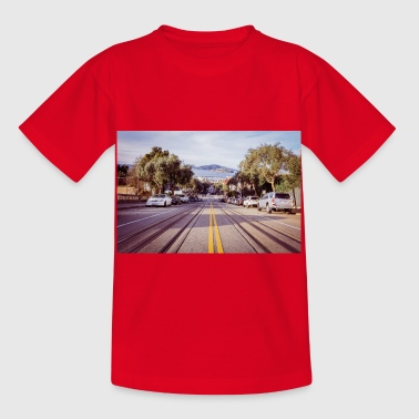 San Francisco - T-shirt Enfant