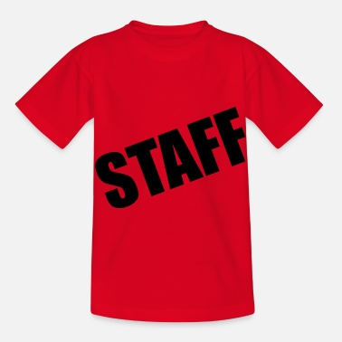Staff Staff - T-shirt barn