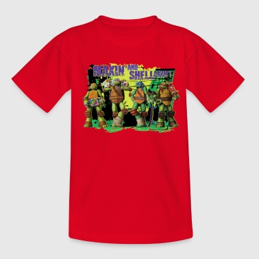 Kids Shirt TURTLES 'Shellaxin'!' - Kids' T-Shirt