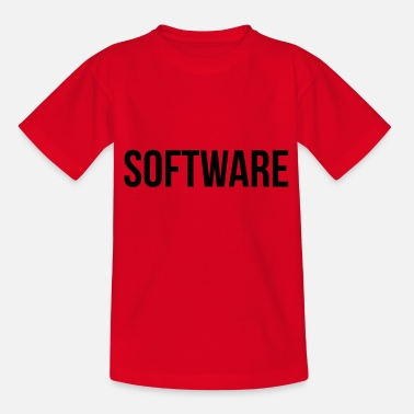 Software Software - Kinder T-Shirt