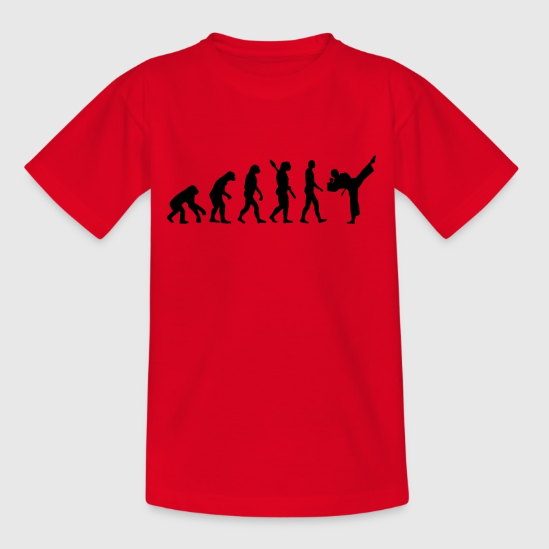 Evolution Karate - Kinder T-Shirt