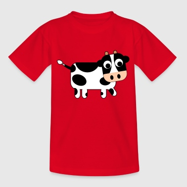 Kuh - Kinder T-Shirt